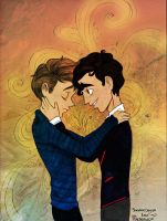 Klaine: Somewhere Only We Know by Lauren-347