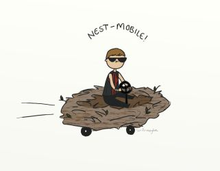 .Nest-Mobile. by bababug