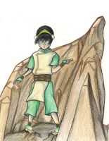Toph by melancholiea