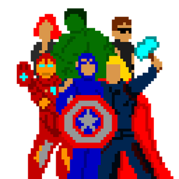 The Avengers by Urthstripe29