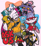 Ask the Wandering Grunt Cover by sinDRAWS