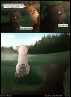 Warriors: Blood and Water - Page 52 by KelpyART