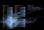 Blank Mass Effect Character Sheet by Skyflower51