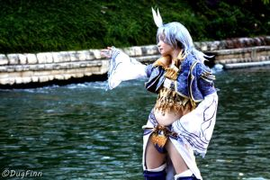 Kuja - Final Fantasy IX - 2 by DugFinn