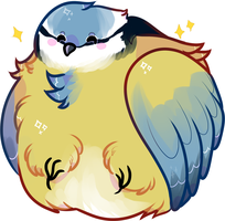 Everyone Shut Up And Look At This Blorb by puppsicle