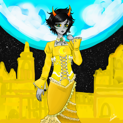 Fancy Dreamer Kanaya by Explosion245