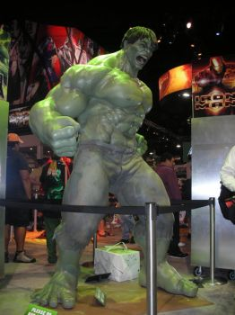The Incredible Hulk by Jaystudly1982