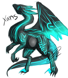 Xans Wildclaw by Jeyawue