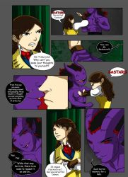 Demons of Paris - Page Four by Fanglicious
