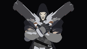 Reaper from Overwatch by Reverendtundra