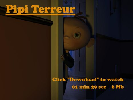 Pipi Terreur - The Movie by MisSYosHi