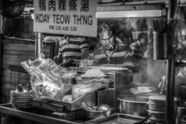 Street Food in Penang by pharaohz74