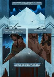 The Hollow Mask: Ch. 1 Page 2 by morteraphan