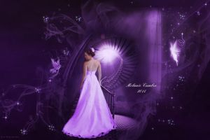 Purple Dream by paranormallily32