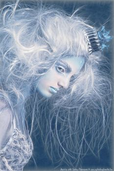 Ice Queen by SylvieHughiBertha