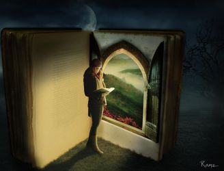 Light of book by Ramzhida