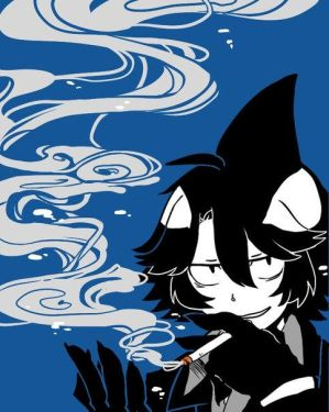 Idate x Male!Orca!Reader | First Meeting by rin0kiyomasa on DeviantArt