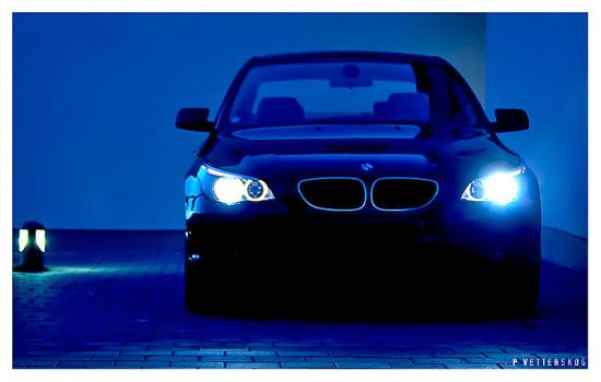 BMW - LaserBlue by PvP
