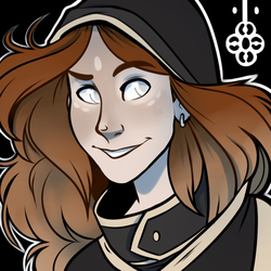DnD| Roh Tumblr and Discord Icon by RomyvdHel-Art