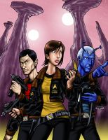 Prime Directive D20 Modern cover by Adam-Turner