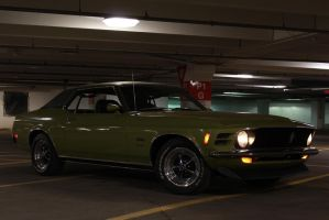 Madeline's Parkade Shoot by KyleAndTheClassics