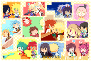 Fanart: Tales Of Localization! by arcanium