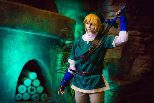 Link ~Legend of Zelda~ by Arctic-RevoIution