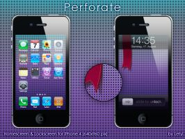 Perforate for iPhone by Letyi