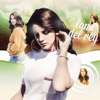 PNG Pack (44) Lana Del Rey by IremAkbas