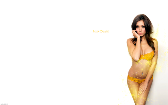 Misa Campo W-Y Wallpaper by j--c