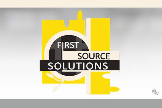 First Source Solutions Logo by ameshin