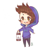 Jay from the Kubz Scouts by sachimi-tan