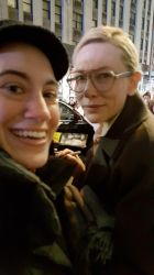 Meeting Cate Blanchett by enteringmymind