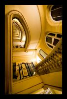 Stairwell by Javs