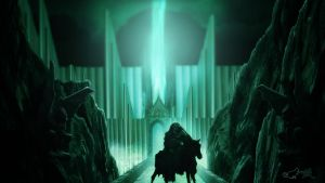 Minas Morgul by hankep