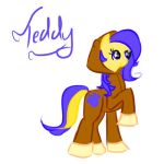 Teddy (G2) by The-Pony-Project