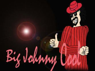 Big Johnny Cool in Photoshop by BigJohnnyCool