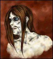 corpse paint by fashion-jerk