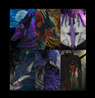 Avatar Collection by vethysnia