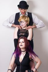 ADiBaW - Some of my lovely models from the day! by ArcanaPhotographic