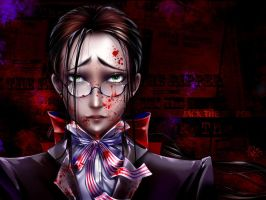 Grell the Ripper by Philiera