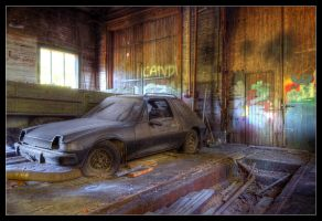 Long Term Parking by Basement127