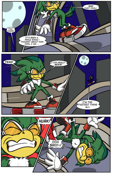 Jet the wolf? page 1 by Black-rat