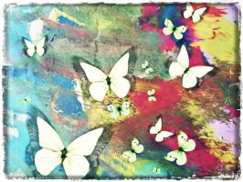 Butterfly Series: Joining Together by HecateBast