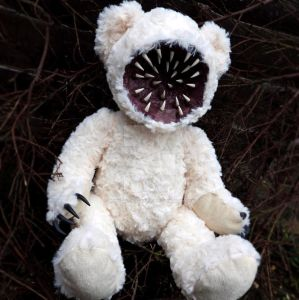 Despair Bear by Dont-Trust-Dolls