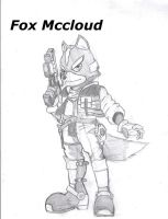 Fox Mccloud by Private-conker