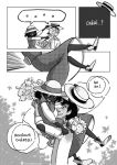 Florist's Swoop - pg2 by dodobirdsong
