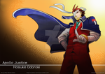 Ace Attorney 5: Apollo Returns! by witch-girl-pilar