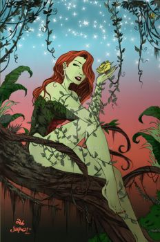 Poison Ivy Finished by Plugin848y