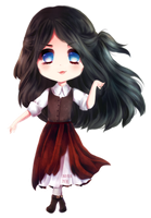 still searching for a perfect chibi form of taris by Endiria